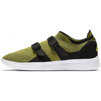 Chaussures Femme Baskets basses Nike Air Sock Racer Ultra Flyknit - Ref. 896447-003 Jaune