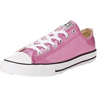 Chaussures Fille Baskets mode Converse ctas ox bright rose