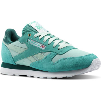 Chaussures Baskets basses Reebok Classic Classic Leather MCCS Green