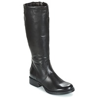 Chaussures Femme Bottes ville Dream in Green ACHMED Noir