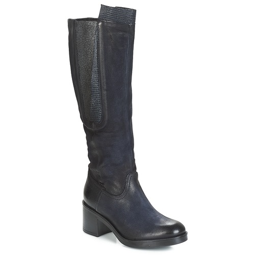 Chaussures Femme Bottes ville Dream in Green HUFRO Marine