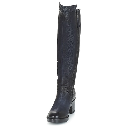 Hufro Femme Bottes Chaussures Ville Dream Green In Marine WH9DI2YE