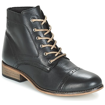 Chaussures Femme Boots Betty London FOLIANE Noir 3f94c0b686e8