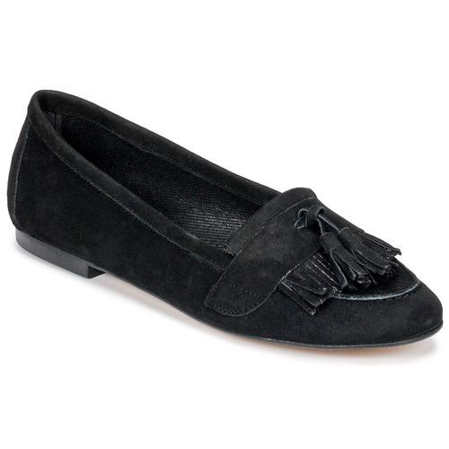 Chaussures Femme Mocassins Betty London JAPUTO Noir