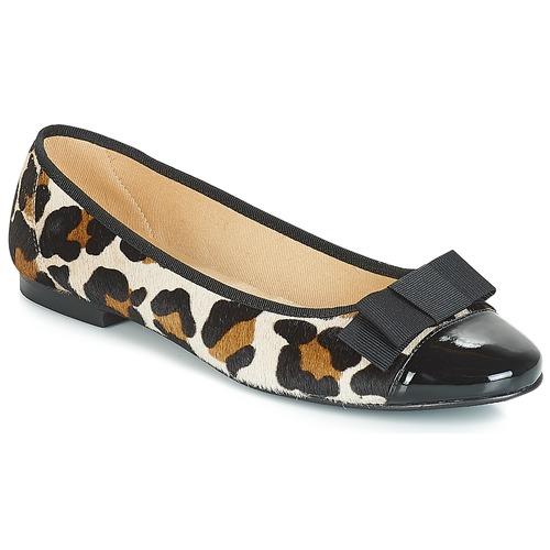 Chaussures Femme Ballerines / babies Betty London JOSSECA Multi