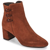 Chaussures Femme Bottines Betty London JOYE Camel