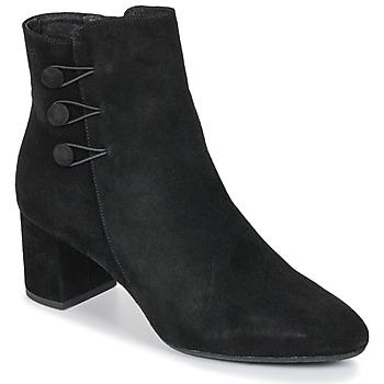dd05c711267ec Bottine femme - Soldes sur un grand choix de Bottines   Boots - Livraison  Gratuite avec Spartoo.com !