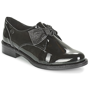 Chaussures Femme Derbies Betty London JOHEIN Noir