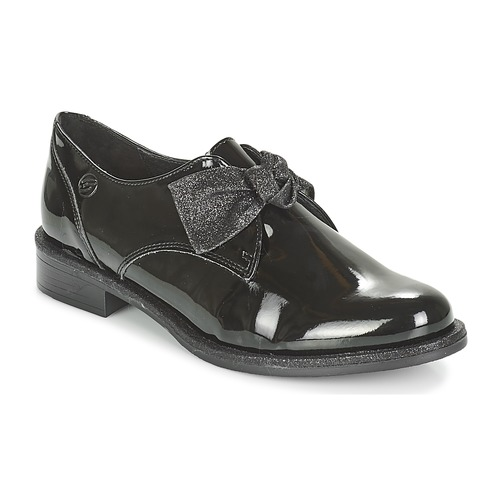 Chaussures Femme Derbies Betty London JOHEIN Noir