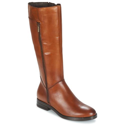 Chaussures Femme Bottes ville Betty London JANKA Marron