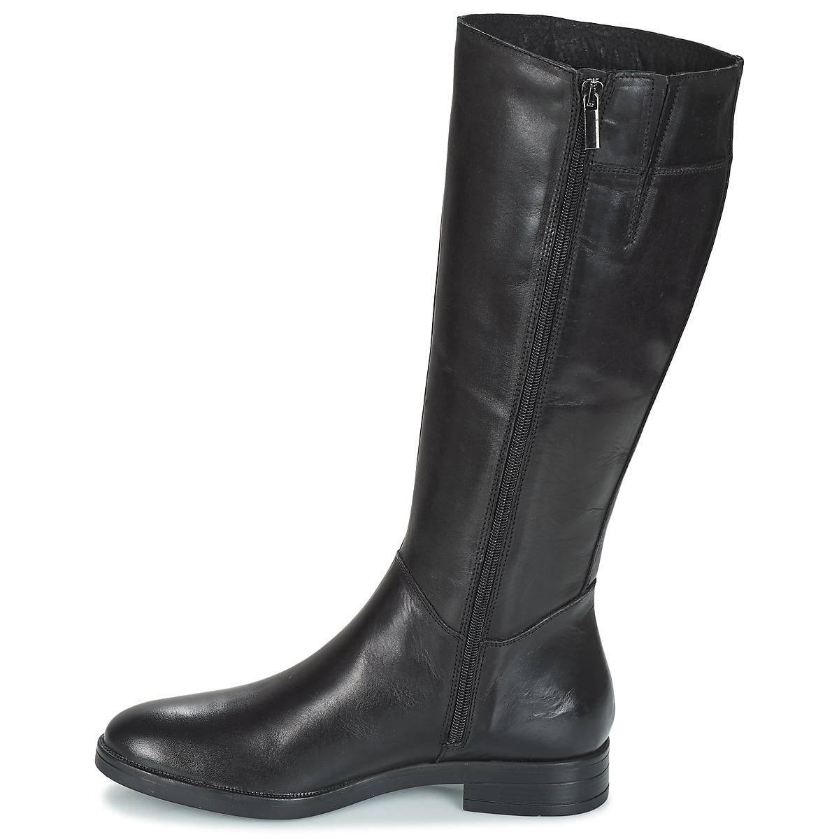 Betty London Janka Noir - Livraison Gratuite Chaussures Botte Ville Femme 124,00 €