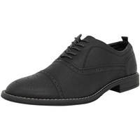 Chaussures Homme Derbies Ben Sherman 4 EYE FASHION BROGUE Chaussures de Ville Homme synthétique noirben3157