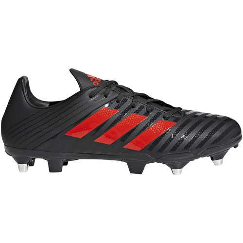 adidas Originals Chaussures  Malice SG marron clair/rouge vif/blanc cassé - Chaussures Rugby Homme