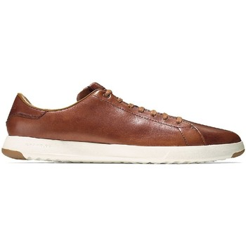 Chaussures Homme Baskets basses Cole Haan GrandPro Tennis Handstain Brown