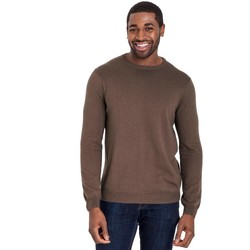 Vêtements Homme Pulls Woolovers Pull à col rond Homme marron