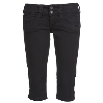 Pantalons 7/8 et 3/4 Pepe jeans VENUS CROP Noir 350x350