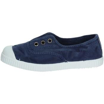 Chaussures Enfant Baskets basses Cienta 70777 Bleu