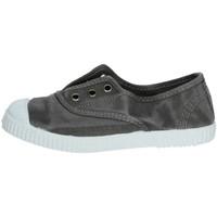 Chaussures Enfant Baskets basses Cienta 70777 Gris