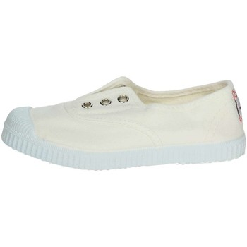 Chaussures Enfant Baskets basses Cienta 70997 Blanc