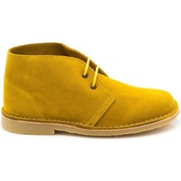 Chaussures Femme Boots Bartty 142 jaune