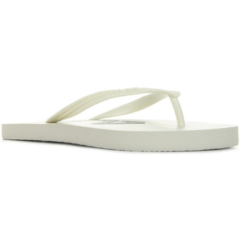 Chaussures Tongs Fila Troy Slipper White Wmns blanc