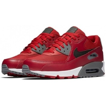 Chaussures Homme Baskets mode Nike Chaussure  Air Max 90 Essential Rouge