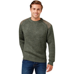 Vêtements Homme Pulls Woolovers Pull Countryman Homme gris