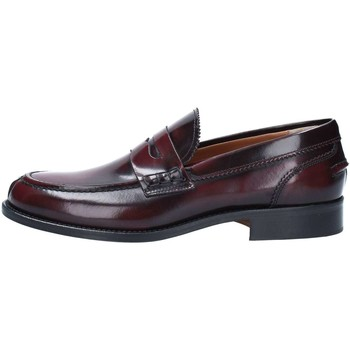 Chaussures Homme Mocassins Gino Tagli COLLEG Mocassins Homme Bordeaux Bordeaux