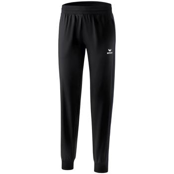 Vêtements Femme Pantalons de survêtement Erima Pantalon présentation femme  Premium One 2.0 noir