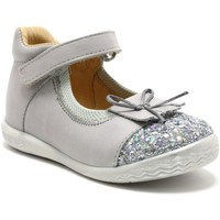 Chaussures Fille Baskets mode Babybotte SHANEZE GRIS