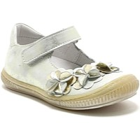 Chaussures Fille Baskets mode Bellamy EGO ARGENT