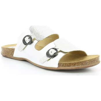 Chaussures Femme Mules Kickers ANABI SILVER
