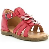 Chaussures Fille Sandales et Nu-pieds Aster NOEMIA FUSHIA
