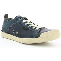 Chaussures Homme Baskets basses Kickers TRIPTIC MARINE