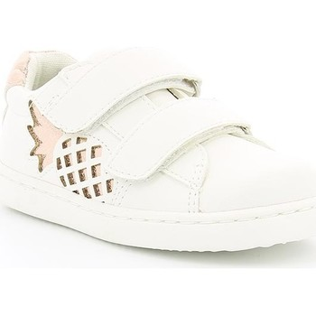 Chaussures Fille Baskets basses Mod 8 OUPANANAS BLANC OPTICAL