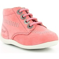 Chaussures Enfant Boots Kickers BILLY PINK