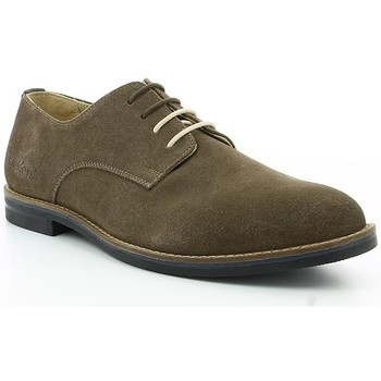 Chaussures Homme Derbies Kickers ELDAN DARK GREY