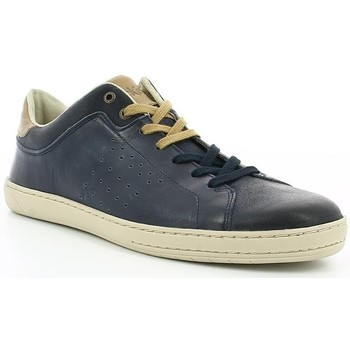 Chaussures Homme Baskets basses Kickers SNIFF MARINE