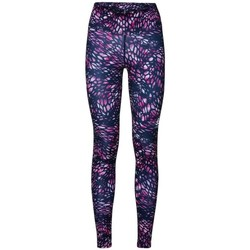 Vêtements Femme Leggings Odlo W Collant Helle Prune