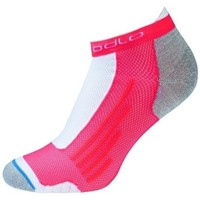 Accessoires Chaussettes Odlo Chausettes Running Low Cut Rose