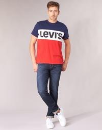 Vêtements Homme Jeans slim Levi's 511 SLIM FIT ZEBROID ADAPT