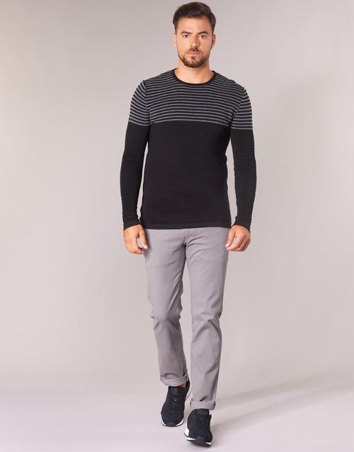 Bi Levi's 511 Fit Jeans Homme Steel Grey Slim str H29IEYeWDb