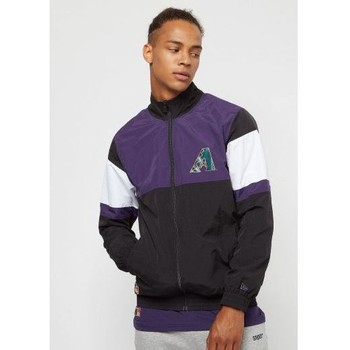 Vêtements Homme Blousons New-Era Veste de survet rétro Arizona Diamonds Violet