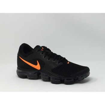 Chaussures Homme Baskets basses Nike AIR VAPORMAX NOIR/ORANGE Argenté