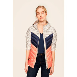 Vêtements Femme Vestes Lolë MANTEAU EMELINE Orange bleu