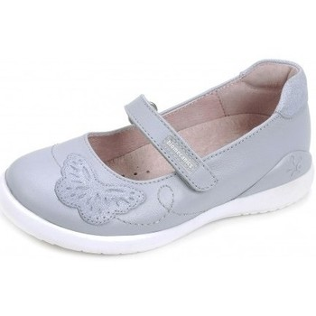 Chaussures Fille Ballerines / babies Biomecanics Ballerines fille  Sauvage cielo bleu