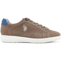 Chaussures Femme Baskets basses Buzzao Baskets taupe pour homme U.S. Polo Brun