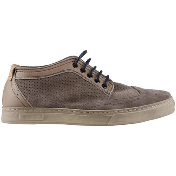 Chaussures Femme Baskets montantes Buzzao Chaussures marron pour homme Made in Italia Brun