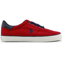 Chaussures Femme Baskets basses Buzzao Baskets rouge pour homme U.S. Polo Rouge