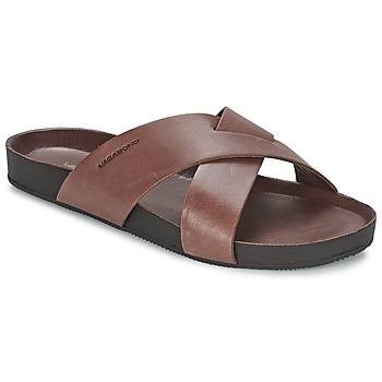 Chaussures Homme Mules Vagabond FUNK Marron